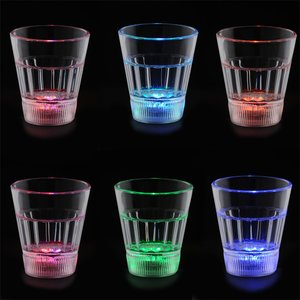 Fluted Light-Up Shot Glass - 2 oz. Image 1 of 2