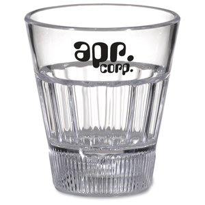 Fluted Light-Up Shot Glass - 2 oz. Image 2 of 2