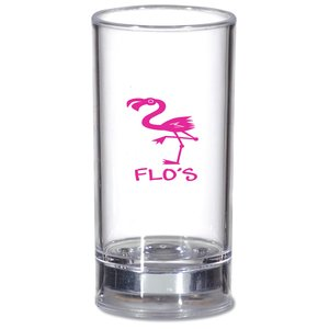 Liquid Activated Light-Up Shooter Glass - 2 oz. Image 2 of 2