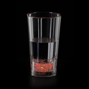 Liquid Activated Light-Up Fluted Shot Glass - 2 oz. Image 2 of 5