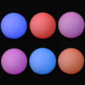 4imprint.com: Light-Up Garden Ball 118453: Imprinted with