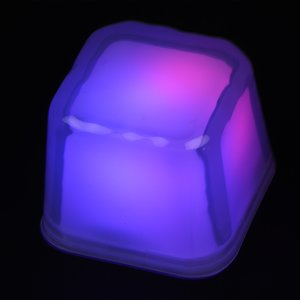 Light-Up Ice Cube - Multicolor Image 3 of 8