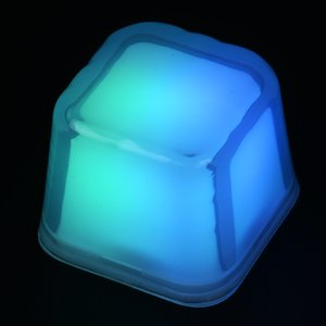 Light-Up Ice Cube - Multicolor Image 5 of 8