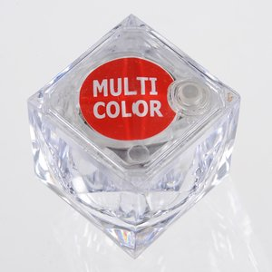 Crystal Light Up Ice Cube - Multicolor Image 2 of 7