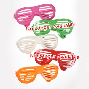 Light-Up Slotted Glasses Image 1 of 3