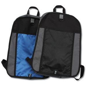Colorblock Backpack Image 1 of 2