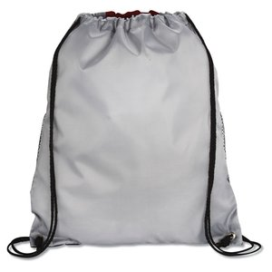 Double Take Drawstring Sportpack - 24 hr Image 1 of 2