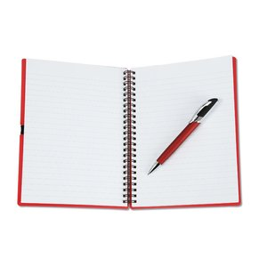 Dina Notebook Set with Metal Pen