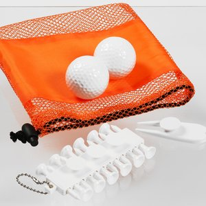 Mini Mesh Golf Kit Image 2 of 2