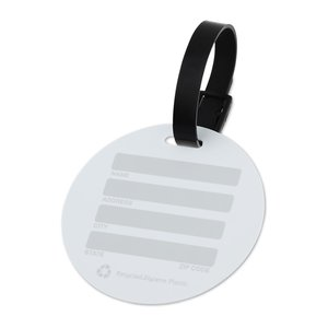 Beach Ball Luggage Tag