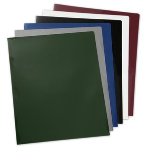 Twin Pocket Presentation Folder - Opaque Image 1 of 2