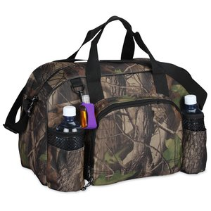 Apex Duffel - Camo - Embroidered Image 2 of 2