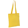 View Extra Image 1 of 1 of Carolina 4 oz. Cotton Convention Tote - 15 inches x 14-1/2 inches