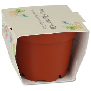 Terra Cotta Planter Kit - Small Image 2 of 2