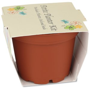 Terra Cotta Planter Kit - Medium Image 2 of 2