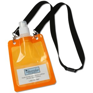 Catalina Water Bag Lanyard - 11 oz. Image 2 of 2