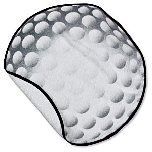 Sport Ball Towel - Golf Image 1 of 1
