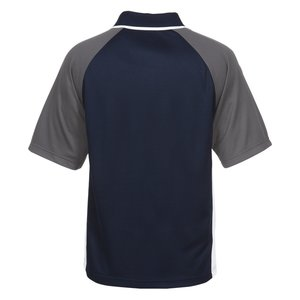 Tri-Color Performance Polo - Men's