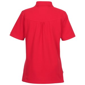 Barela Performance Blend Pique Polo - Ladies' - 24 hr Image 1 of 1