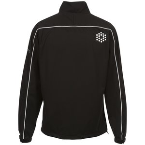 PUMA Golf Long Sleeve Knit Wind Jacket - Men's Image 1 of 1