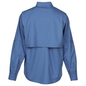 Eddie Bauer Cotton LS Angler Shirt Image 1 of 1