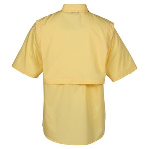 Eddie Bauer Cotton SS Angler Shirt Image 1 of 1