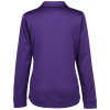 View Extra Image 1 of 2 of Silk Touch Performance LS Sport Polo - Ladies'