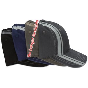 Double Stripe Cap Image 2 of 2