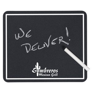 Chalkboard Magnet - Rectangle - 7