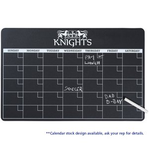 Chalkboard Magnet - Rectangle - 11