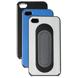 iPhone 4/4s Cover with Built-in Stand Image 2 of 2