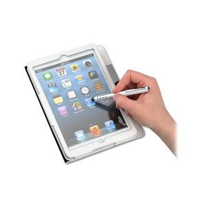 Solano Mini Tablet Holder Stylus Combo