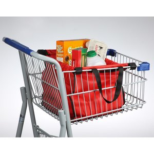 The Claw Grocery Cart Tote Bag