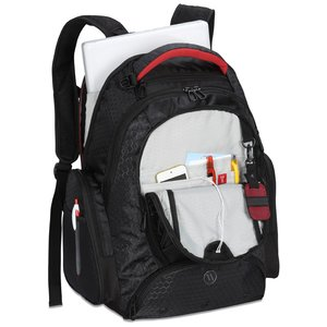 elleven Vapor Backpack - Embroidered Image 2 of 4