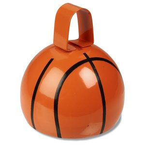 Basketball Cow Bell Image 2 of 2