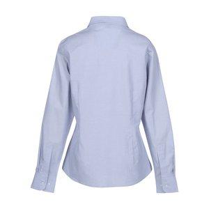 Harriton Chambray Shirt - Ladies' Image 1 of 1