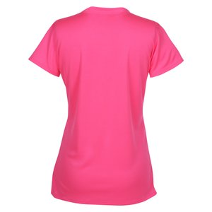 New Balance NDurance Athletic V-Neck Tee - Ladies' Image 1 of 1