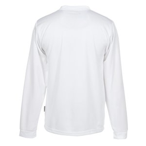 Athletic Long Sleeve Performance Tee - Full Color Image 1 of 1