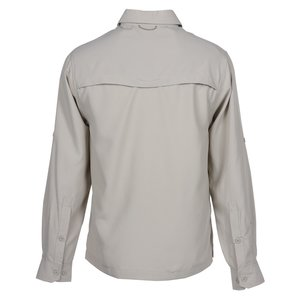 Eddie Bauer LS Moisture Wicking Fishing Shirt Image 1 of 1