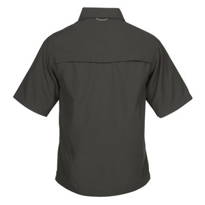 Eddie Bauer SS Moisture Wicking Fishing Shirt Image 1 of 1