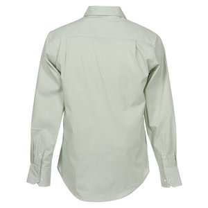 Fine Stripe Stretch Poplin Shirt - Men's Image 1 of 2