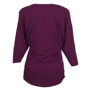 Tri-Blend Dolman Sleeve Shirt Image 1 of 1