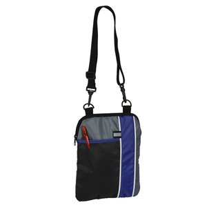 City Scape Tablet Sleeve with Shoulder Strap Image 1 of 3