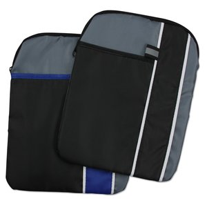 City Scape Tablet Sleeve with Shoulder Strap Image 3 of 3
