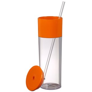 Edge Tumbler with Straw - 22 oz. Image 1 of 1