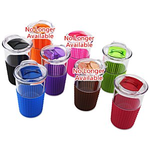 Bumper Travel Tumbler - 16 oz. Image 1 of 2