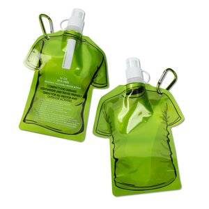 Tee Shaped Collapsible Bottle - 16 oz. Image 2 of 4