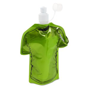 Tee Shaped Collapsible Bottle - 16 oz. Image 3 of 4