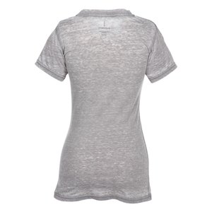 Northshore Burnout Jersey V-Neck T-Shirt - Ladies'