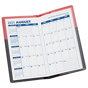 Colorblock 2-Tone Planner - Monthly Image 2 of 2